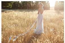 Rustically Romantic Bridal Photoshoots