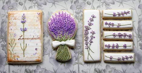 Lavender Infused Products