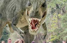 Dinosaur Massacre Wedding Photography