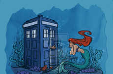 Time-Travelling Fairy Tales