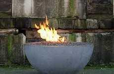 Spherical Fire Bowls