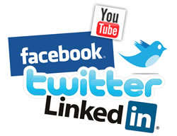 which social media site to use for business