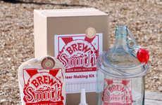 DIY Beer Brewing Kits