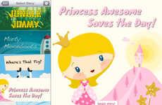 News-Focused Storybook Apps