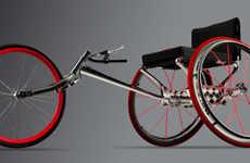 Adjustable Athletic Wheelchairs