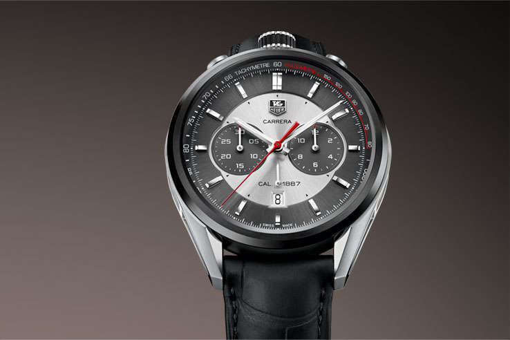 TAG Heuer Carrera Jack Heuer Edition