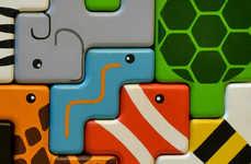 Critter Puzzle Blocks