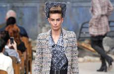 Luxe Apocalyptic Fashion
