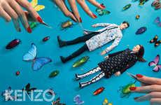 Diorama-Sized Fashion Ads