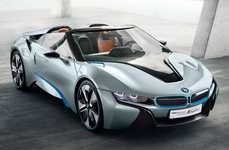 40 Futuristic Hybrid Vehicles