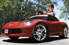 Mini Kid-Friendly Sports Cars