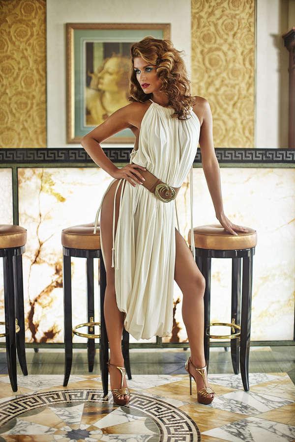Disco Goddess Fashion Photography