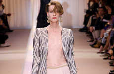 Nearly Nude-Colored Couture