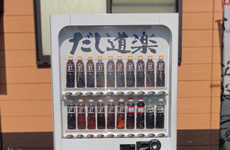 Fish Sauce Vending Machines