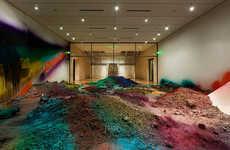 Space-Transcending Art