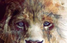 Ethereal Animal Portraits