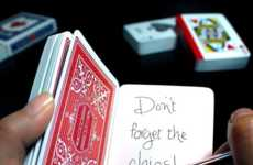 Deceiving Card Deck Diaries