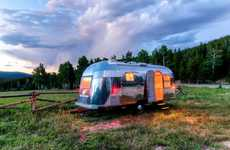 Luxuriously Restored Trailers
