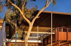 Multi-Level Rustic Homes