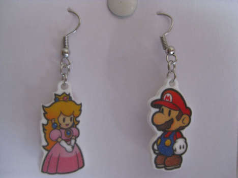 gamer earrings