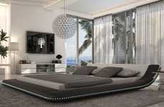 Hi-Tech Platform Beds