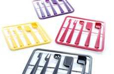 Model Kit Cutlery
