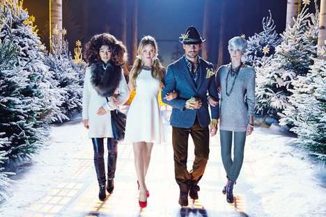 marks spencer christmas 2013