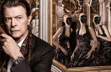 Venetian-Inspired Fashion Ads
