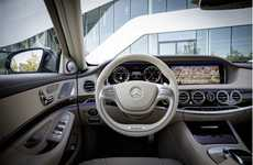 Futuristic Luxury Automobiles