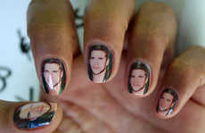 15 Truly Unusual Nail Art Innovations