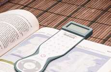 Digital Dictionary Bookmarks