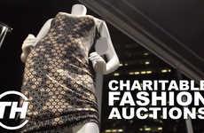 Charitable Fashion Auctions