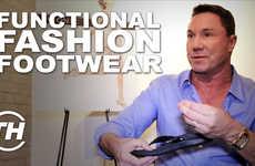 Functional Fashion Footwear