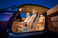 Cosmic Car Interiors