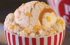 Delectable Movie Snack Desserts