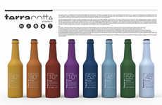 Ceramic Bottle Branding