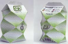 Crumpled Clothing Cartons