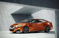 Dramatically Designed Concept Cars