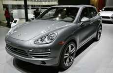 Lavishing Platinum SUV Vehicles