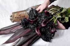 Charitable Black Roses