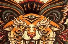 31 Tattoo Influenced Artworks