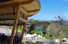 Immersive Tropical Hotels