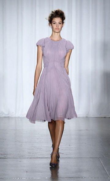 A-line Pastel Fashion