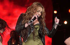 41 Mega Pop Star Performances