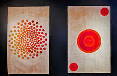 Art-Adapted Carpet Decor