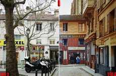 30 Google Street View Adaptions