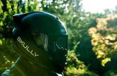 Intelligent Moto-Helmets