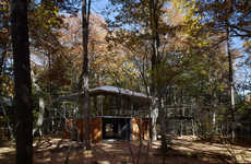 Forest-Blended Architecture