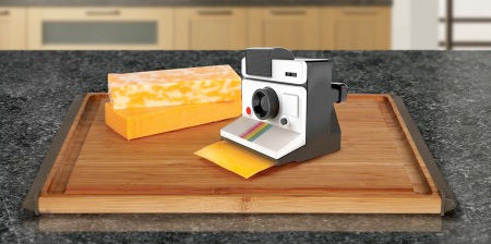Instantaneous Cheese Slicers