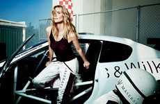 Versatile Luxury Car Ads